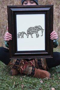 Wander Together - Elephant
