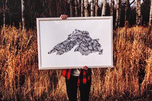 Lake Superior - 24x36