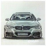 BMW Motorsport - IndyM3