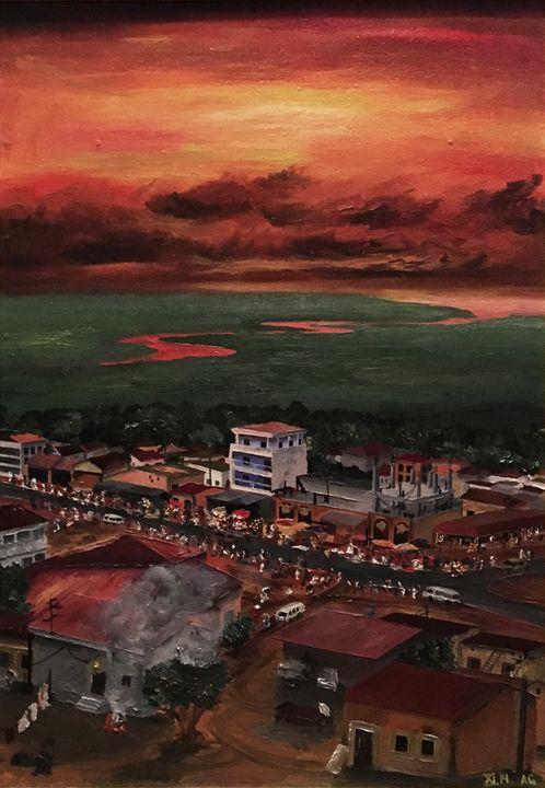 Conakry-I - Anthony Lebedev