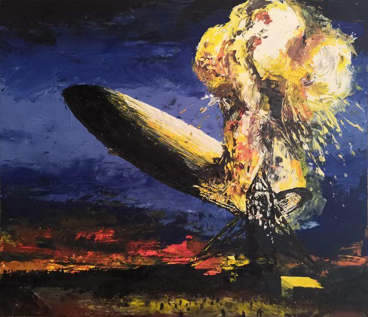 Gindenburg disaster - Anthony Lebedev