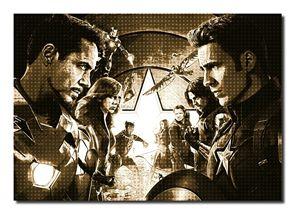 Captain America-Civil War Inspired
