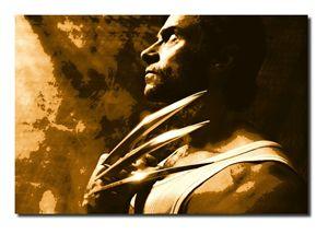 Wolverine X-Men Inspired Canvas Art