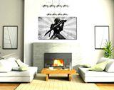 Digital Canvas Art