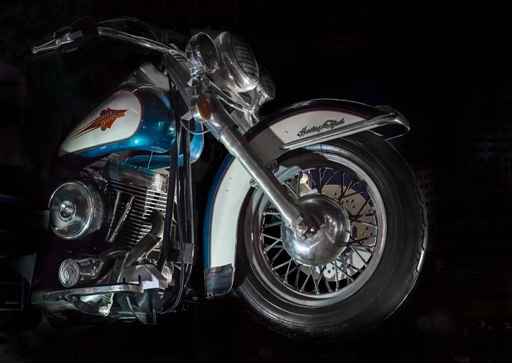 Harley Davidson - Eduardo Tavares Photographic Art