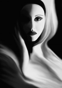 Haunted - Self Portrait