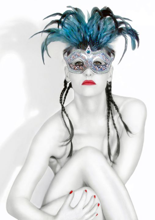 Survivor - Self Portrait - Jaeda Artography