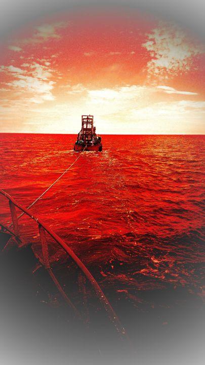red sea - corish art