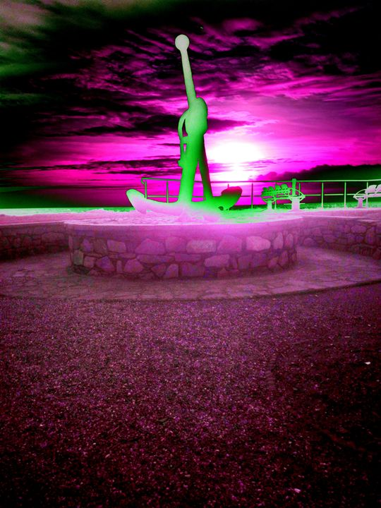 strange night - corish art