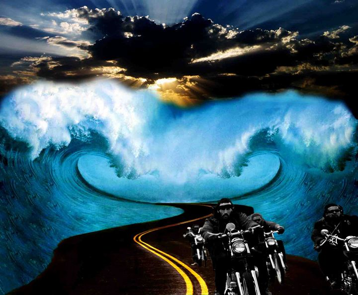 """""""Ride Your Way"""" - Mat Griffith Designs"""