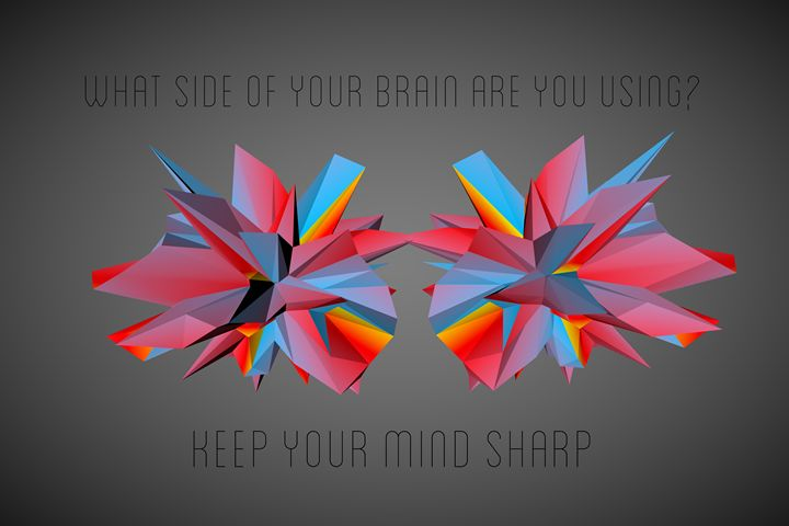 Sharp Minded - Mat Griffith Designs