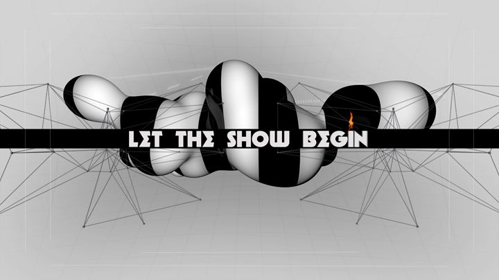Let the Show Begin - Mat Griffith Designs