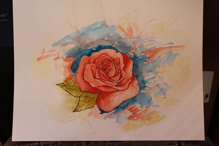 Rose - Danny Manuel Mendoza