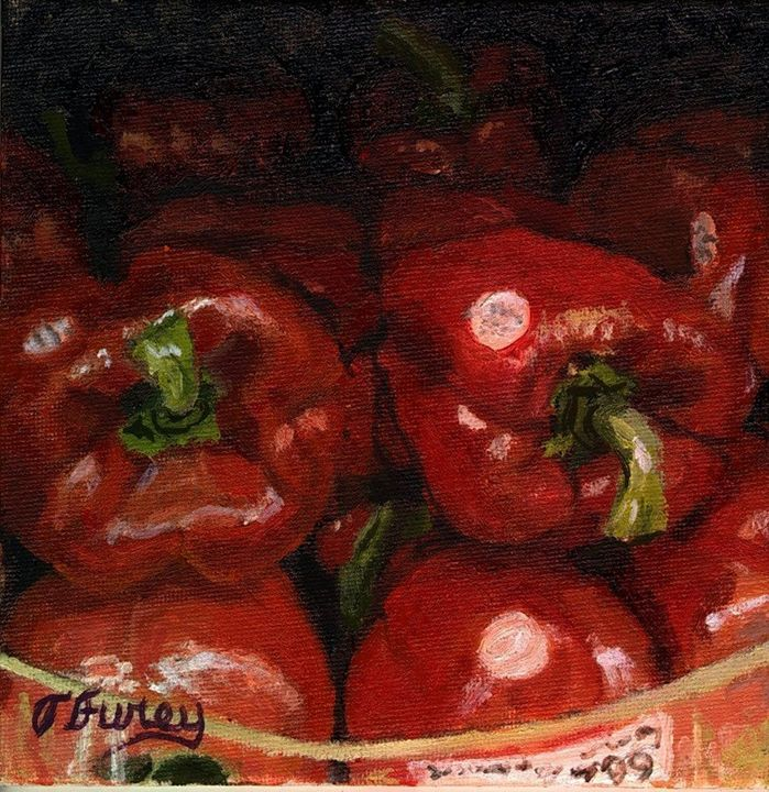 RED PEPPERS - Tom Furey