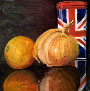 British Coffee Orange and Onion