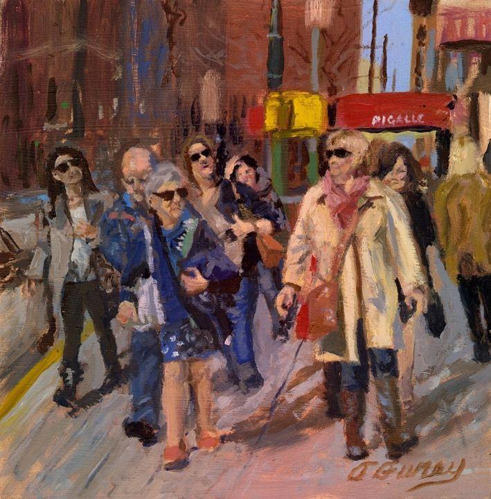 City Challenge - Tom Furey