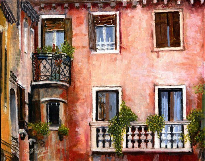 Balcony Challenge - Tom Furey