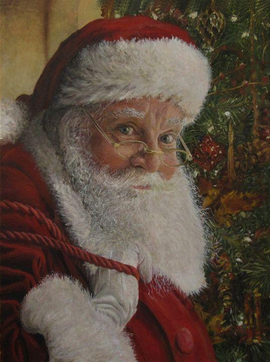 Santa 2016 - Tom Furey