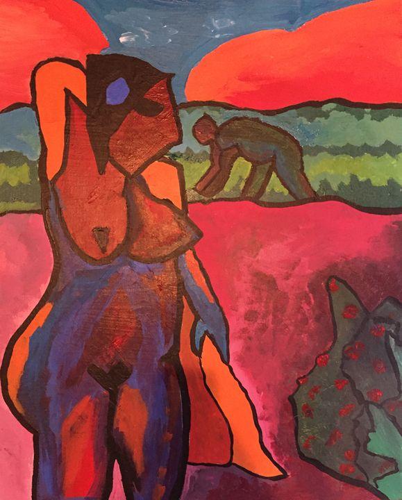 After Eden - Sidney Caudill