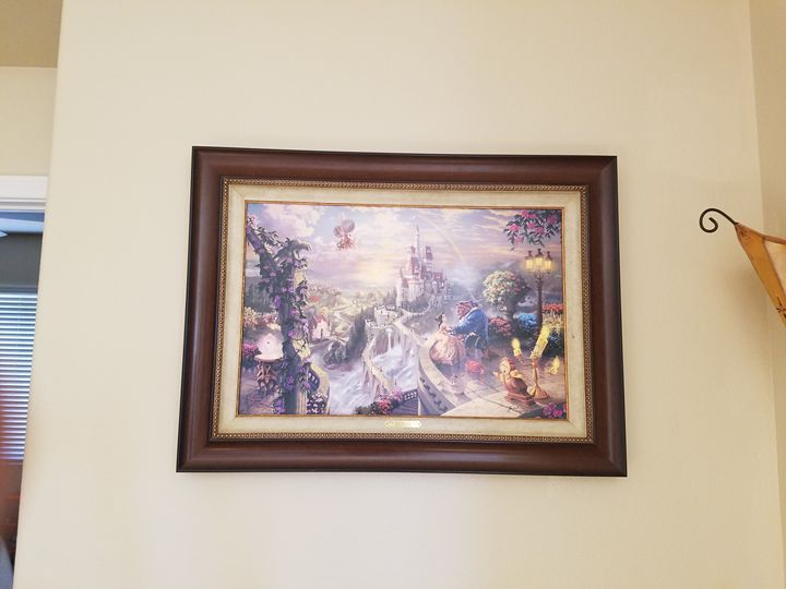 Thomas kinkade - Tracy's Art Corner