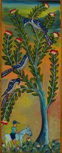 the birds tree