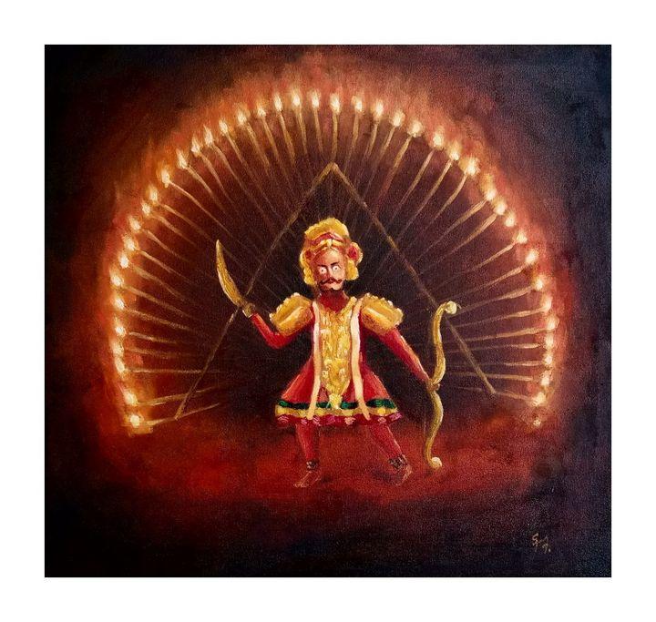 Madurai veeran - Ganeshkannagi
