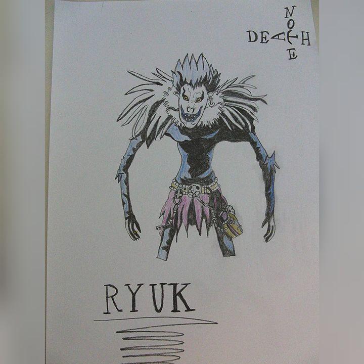 Ryuk - Elvira_awaken