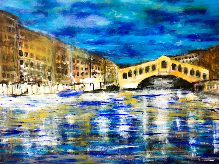 Italy 2 - Derek Johnson Art Gallery