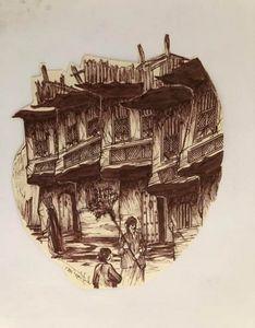 Old Village From Iraq