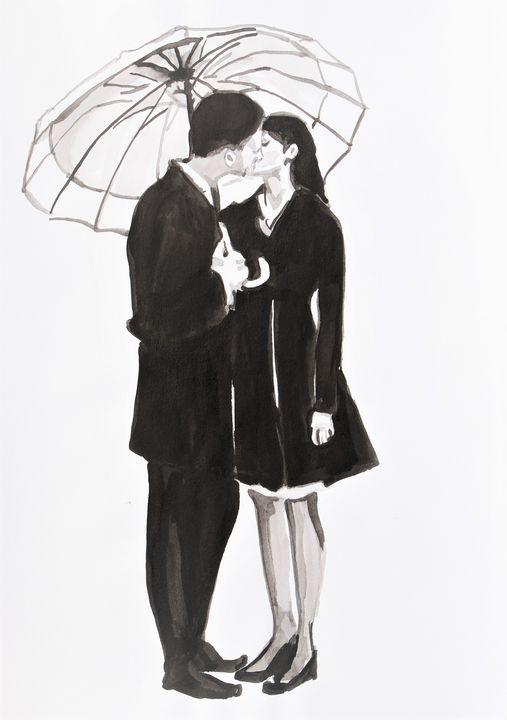 Sweetheart / 42 x 29.7 cm - Alexandra Djokic