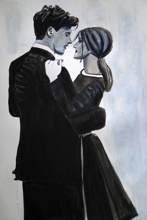 Sweetheart # 2 / 50 x 34 cm - Alexandra Djokic