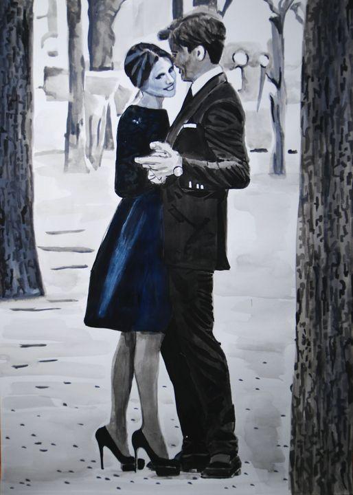 Sweetheart MXM / 70 x 50 cm (2019) - Alexandra Djokic