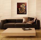 24x30 Original Acrylic on Canvas