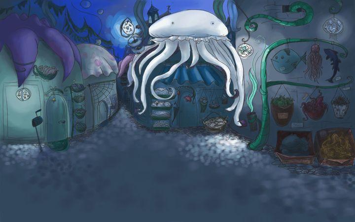 Underwater Village - Khrystenko&co