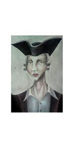 Fracsois In Watercolor