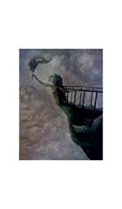 Mermaid Ship In Watercolors