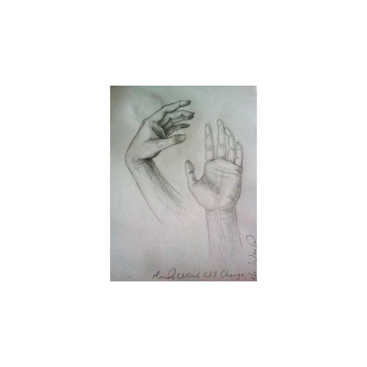 Hands, Which Will Change The World - Khrystenko&co