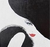 Darielle PUCCINI Artiste Peintre Contemporain