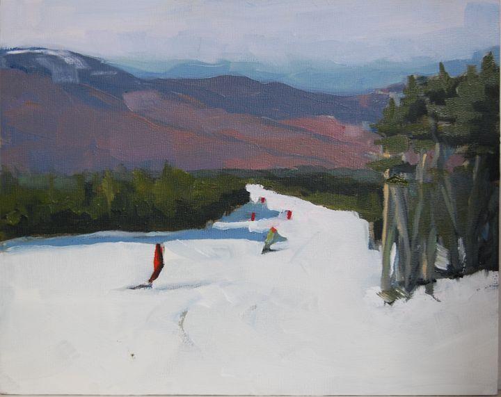 Sugarloaf Maine - P.S.Stevens