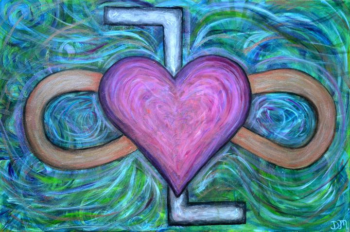 Infinite Love Expansion - Danielle Morningstar