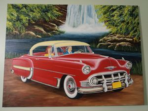 Classic 1951 Chevrolet Belair