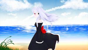 Felia and the Ocean