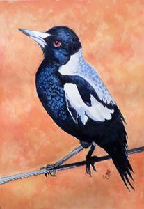 Magpie #2 - Annies art