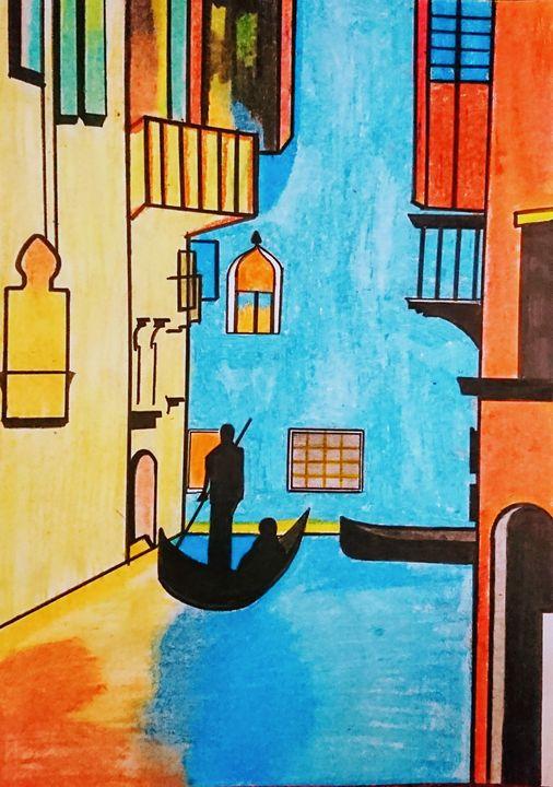 Venice - Amna Yusuf