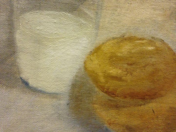 Milk and Cookies - Kayla Bouchard