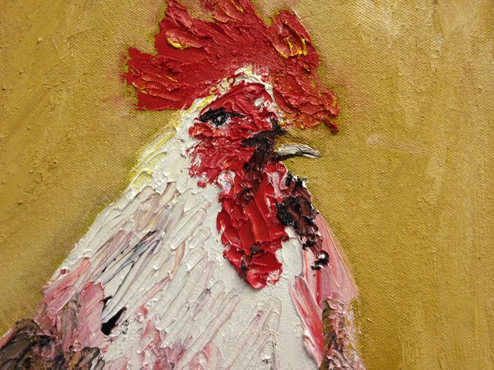 Noble Rooster - Kayla Bouchard