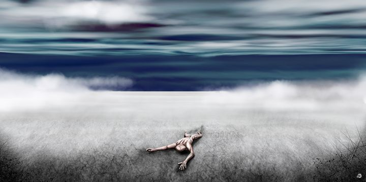 Faith comes to pass - Mike Farrell-Deveau - Artist