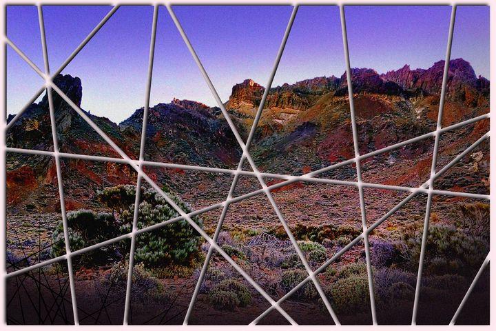 Forbidden land - Mike Farrell-Deveau - Artist