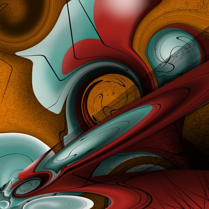 Sunrise, New Mexico Plains - Mike Farrell-Deveau - Artist