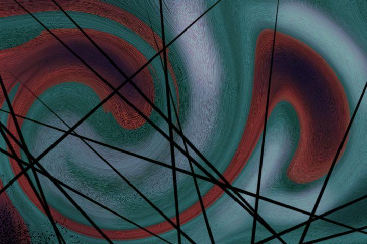 Just Before Dawn, near Truth or Cons - Mike Farrell-Deveau - Artist